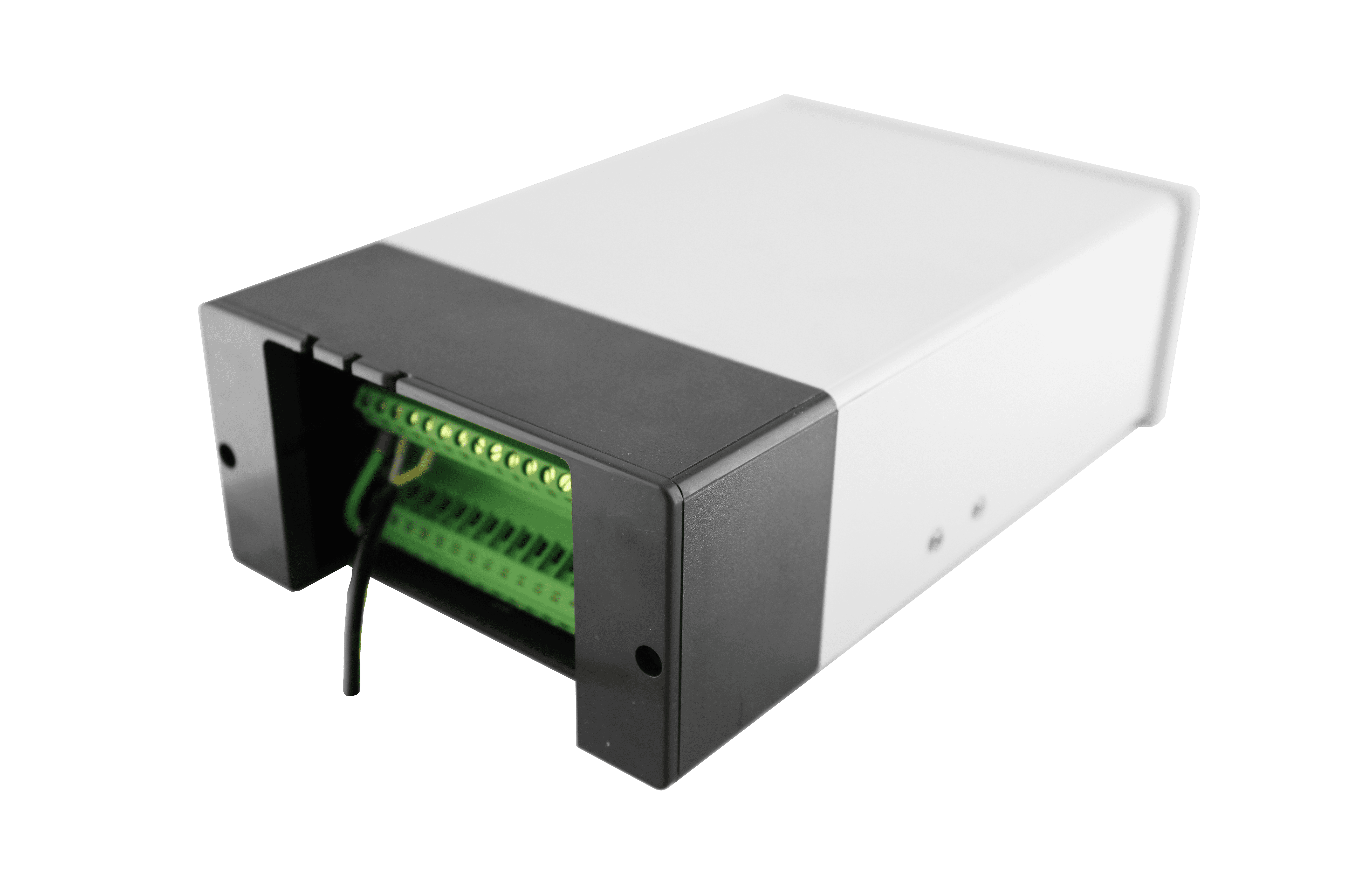 Anzeigegerät für Stufenschalterstellung (DSA) Seitenansicht hinten