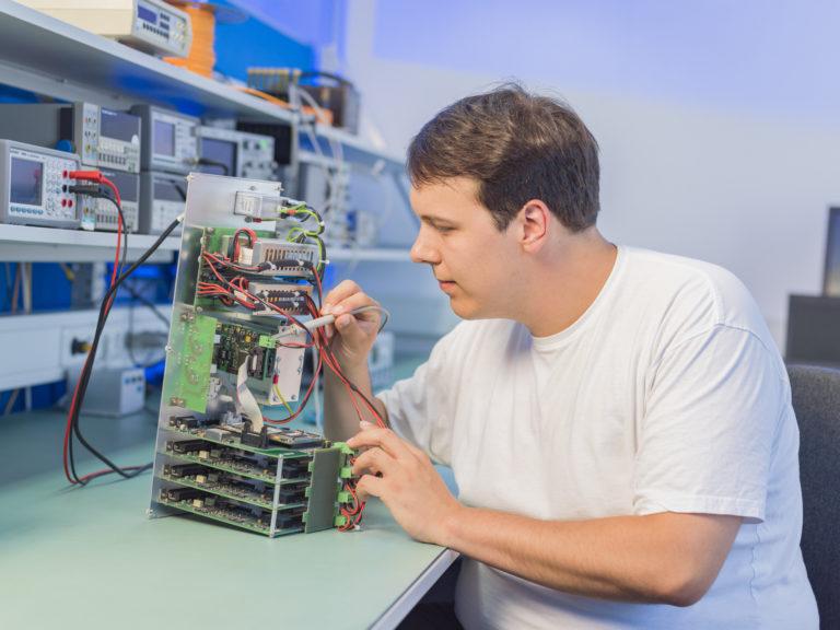 ibe Ermisch GmbH – Messung elektrischer Größen
